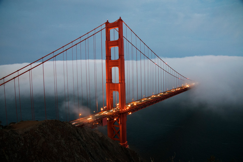 'Golden Gate Bridge'