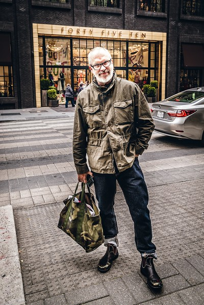 'Donald Robertson (Drawbertson), Internet Icon/Artist'