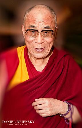 'His Holiness The 14th Dalai Lama'