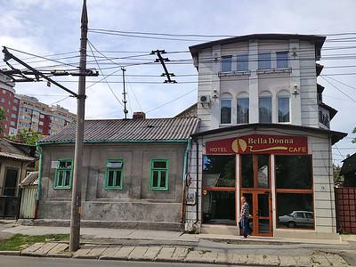 My hotel in Chișinău, Moldova
