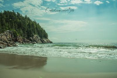 Beach at Cape Benton
