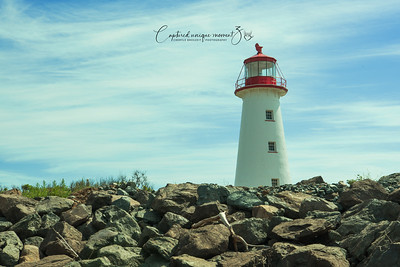 Lighthouse at PEI