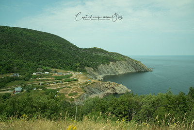 Meat Cove at Cape Breton