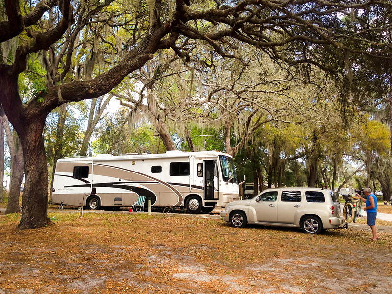 Lost Lake RV Resort ~ Apoka, FL
