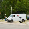 American Pickers And Their Crew Filming In Nebo, Illinois