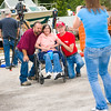 Frank Of American Pickers Pauses To Visit With Nebo, Illinois Locals