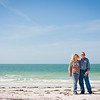This wind wild haired gal + That handsome great looking guy = One crazy in love couple on Honeymoon Island :-)