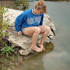 Yep... this country girl never minds a little mud between her toes :-D