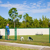 Myakka River Motorcoach Resort Dog Park