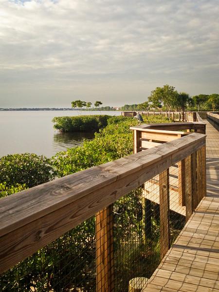 Boardwalk At Myakka River Motorcoach Resort
