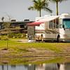 Lake View Site ~ Myakka River Motorcoach Resort