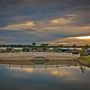 Myakka River Resort Sunset
