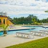 Myakka River Motorcoach Resort Pool