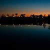 Night Light At Myakka River Motorcoach Resort