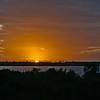 Sunset Over Myakka River From The Myakka River Motorcoach Resort