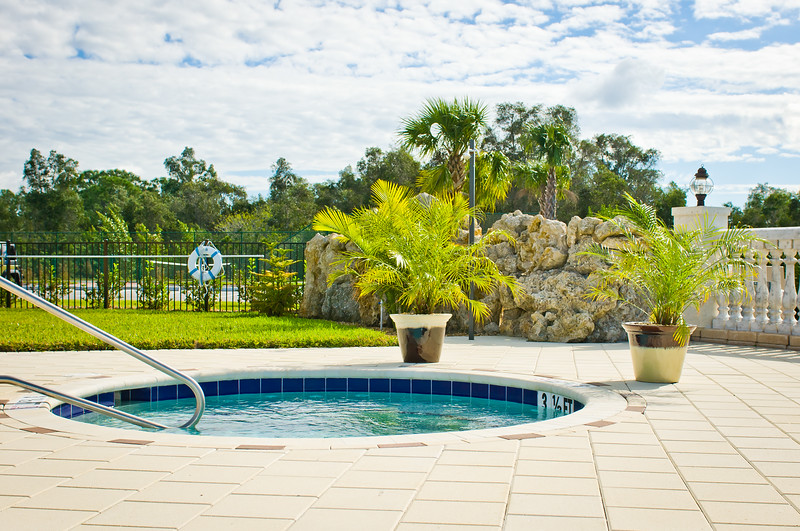 Myakka River Motorcoach Resort Whirlpool Spa