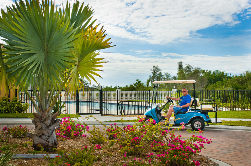 """Workamper Danny Colbert At Myakka River Motorcoach Resort<br> Read all about how we found this place & became their 'Workampers' on our blog at:<br><a href=""""http://blog.co-bear.com/2014/02/workamping-review-of-myakka-river.html?utm_source=BP_recent#.UvLeoP1juf1"""">""""Workamping + A Review Of Myakka River Motorcoach Resort • Port Charlotte, Fl""""</a>"""