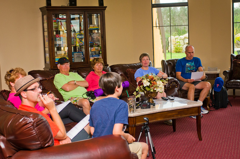 Photography Class At Myakka River Motorcoach Resort By Cindy Colbert - Co-Bear Photography