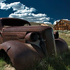 Bodie Ghost Town, California - 2012
