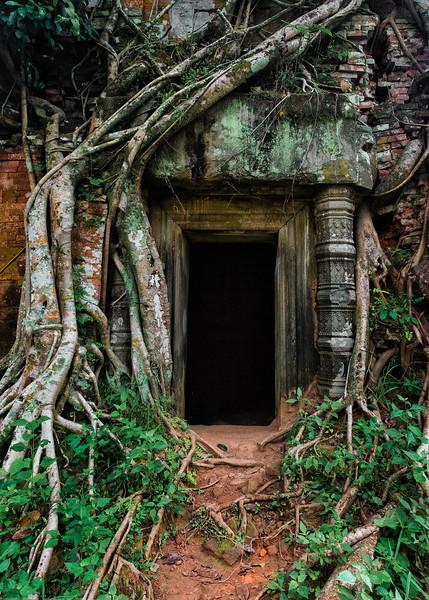 Prasat Pram, Siem Reap, Cambodia - 2015