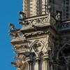 Notre Dame, Paris, France - 2015