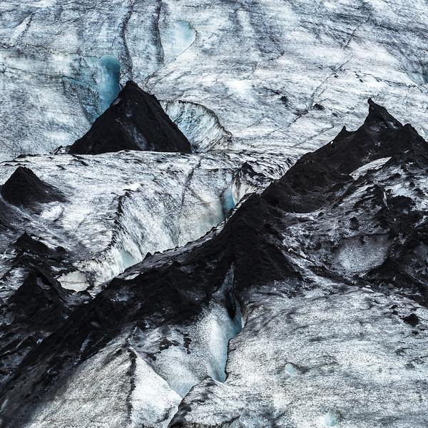 Solheimsjokull Glacier