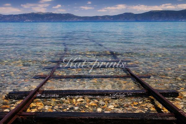 Tahoe tracks