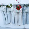 Denim Flowerpots