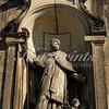 Sculpture at Dresden's Hofkirche