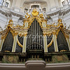The famous Silbermann organ in Dresden's Hofkirche, the catholic church of the Royal Court of Saxony, has 3 manuals and 47 stops.