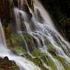 Lower falls<br /> Ho'opi'i Falls