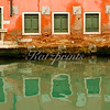 "I shot this reflection scene in Venice, Italy, during a rather rainy springtime visit. Venice is a truly glorious place which has the feel of a big outdoor museum to it. The best way to explore this ancient city is by walking its well-worn streets without worrying about directions. Those who dare to ""get lost"" are rewarded with something interesting at every turn and will return home rich in experiences that stretch well beyond the familiar landmarks."
