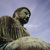 The Great Buddha of Kamakura at the Kōtoku-in temple
