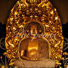 Amida buddha at Hase-dera temple in Kamakura
