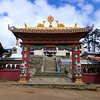 The highest monastery in the Everest Region in Tengboche