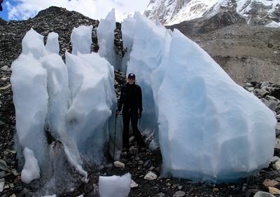 EBC ice structures