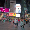 Bright Lights of Times Square