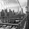 Traffic Jams on the Brooklyn Bridge