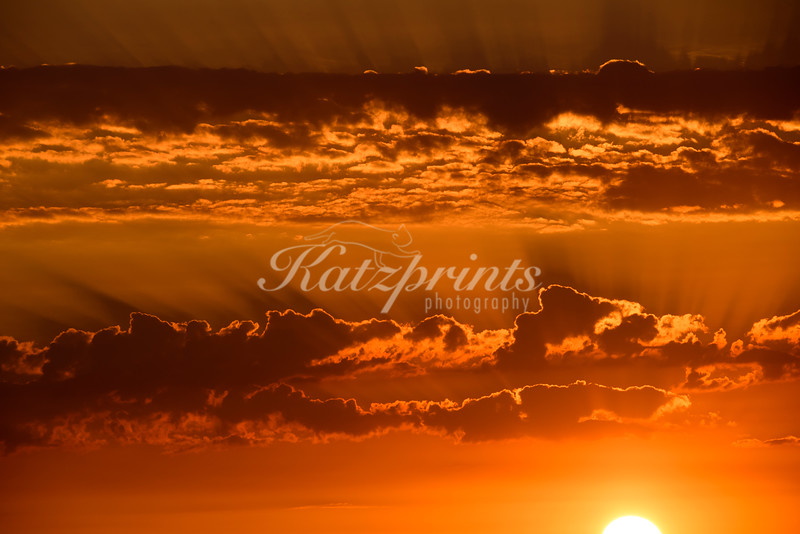 Fire Sunset 1
