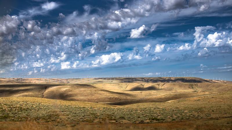 Vansycle and Ruby Bluffs, Walla Walla County WA