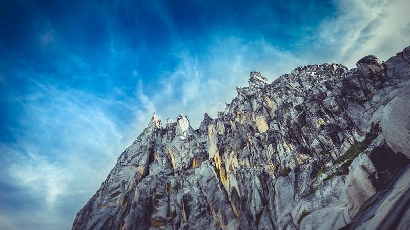 Enchantment peaks
