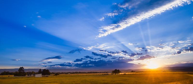 Ellensburg Sunrise