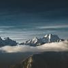 Mt. Stuart and surrounding peaks