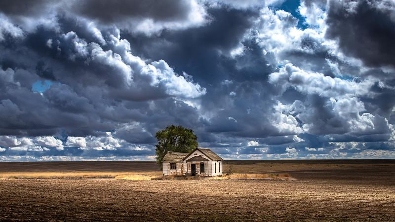 Abandoned Farmhouse Summer #2, 2019