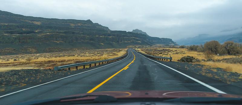 POV #2 on Highway 17
