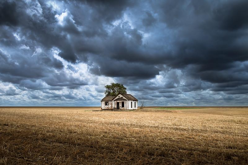 Abandoned Farmhouse Spring #3, 2019
