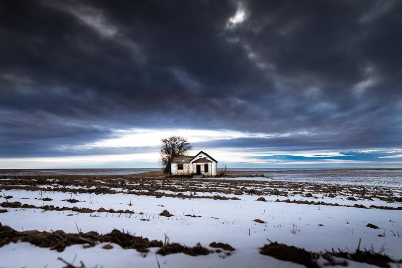 Abandoned Farmhouse, Winter 2019