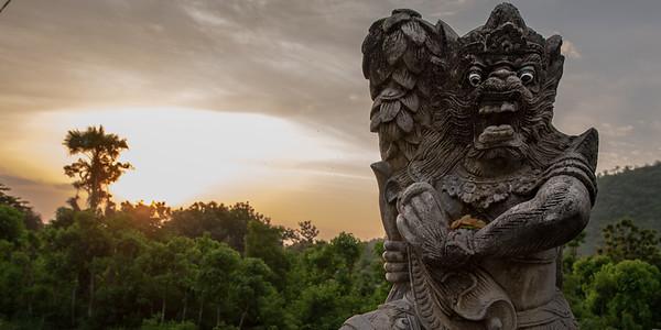 Bali Sun God