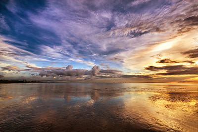 Heaven's Reflection
