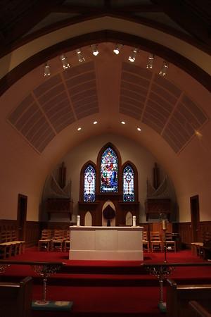 Trinity Episcopal Church, Fredericksburg, VA